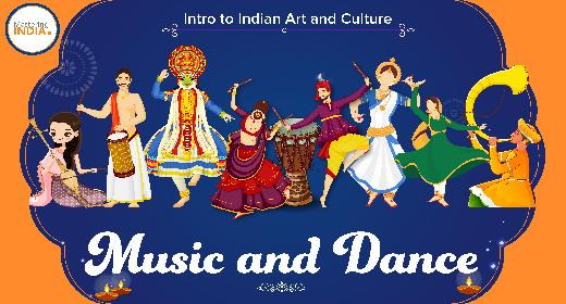Introduction to Indian art – music and dance