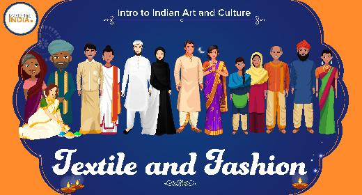 Introduction to Indian art – Indian Fashion